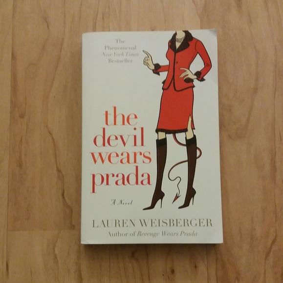 None Other - The Devil Wears Prada Book